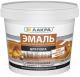 Эмаль Лакра Акриловая для пола (900г, золотисто-коричневый) -