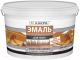Эмаль Лакра Акриловая для пола (2.4кг, золотисто-коричневый) -