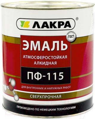 Эмаль Лакра ПФ-115