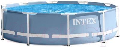 бассейн intex prism frame 26736 Каркасный бассейн Intex Prism Frame / 26726NP