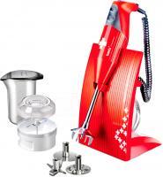 Блендер погружной Bamix M200 SwissLine (Red) -