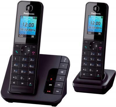 Беспроводной телефон Panasonic KX-TGH222RUB