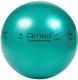 Фитбол гладкий Qmed ABS Gym Ball 65 см (зеленый) -