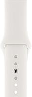 Ремешок для умных часов Apple White Sport Band 40mm / MTP52 -