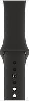 Ремешок для умных часов Apple Black Sport Band 44mm / MTPL2 -