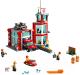 Конструктор Lego City Police Пожарное депо 60215 -