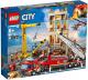 Конструктор Lego City Центральная пожарная станция 60216 -