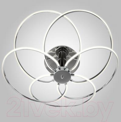 Люстра Евросвет Infinity 90039/5 (хром)