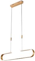 Потолочный светильник Евросвет Sender 90072/1 (золото) -