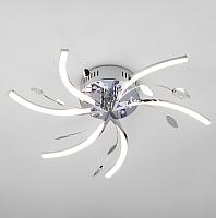 Люстра Евросвет Windmill 90125/6 (хром) -
