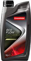 Трансмиссионное масло Champion Eco Flow Multi Vehicle ATF FE / 8222610 (1л) -