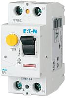 Устройство защитного отключения Eaton PF4 2P 63A 30мА 4.5кА 2М / 293171 -