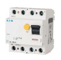 Устройство защитного отключения Eaton PF7 4Р 80А 100мА 10кА 4М / 263595 -