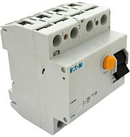 Устройство защитного отключения Eaton PF6 4P 25A 100мА 4M / 286505 -