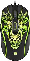 Мышь Defender Monstro GM-510L / 52510 -