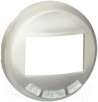 Лицевая панель для датчика движения Legrand Celiane 68335 (титан)