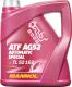 Трансмиссионное масло Mannol ATF AG52 Automatic Special / MN8211-4 (4л) -