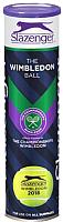 Набор теннисных мячей DUNLOP Slazenger Wimbledon / 622DN340918 -