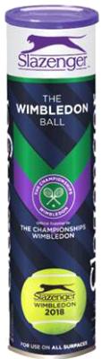Набор теннисных мячей DUNLOP Slazenger Wimbledon / 622DN340918