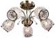 Люстра Евросвет Gabriella 30026/5 (античная бронза) -