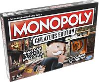 Настольная игра Hasbro Монополия. Большая афера / E1871 -