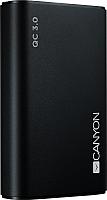Портативное зарядное устройство Canyon CND-TPBQC10B -