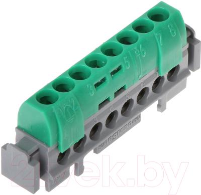 Шина нулевая Legrand 4832 (зеленый)