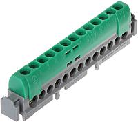 Шина нулевая Legrand 4834 (зеленый) -