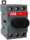 Выключатель нагрузки ABB OT25F3 25А 3P 2М / 1SCA104857R1001 -