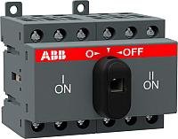 Выключатель нагрузки ABB OT25F3C 3P / 1SCA104863R1001 -