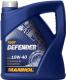 Моторное масло Mannol Defender 10W40 SL / MN7507-5 (5л) -
