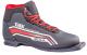 Ботинки для беговых лыж TREK Soul 2 (черный/красный, р-р 44) -