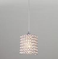 Потолочный светильник Евросвет Mirage 50068/1 (хром) -