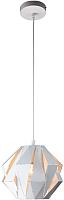 Потолочный светильник Евросвет Moire 50137/1 (белый) -
