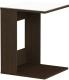 Приставной столик Импэкс Leset 731 02.011 (венге/белый) -
