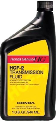 Трансмиссионное масло Honda CVT Fluid HCF-2 / 08200HCF2