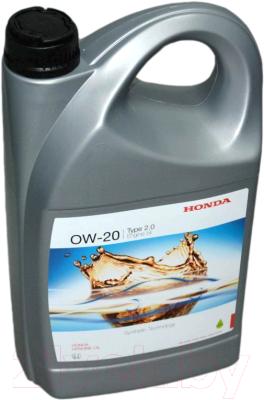Моторное масло Honda Type 2.0 SN 0W20 / 08232P99K4LHE (4л)