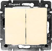 Выключатель Legrand Valena 695604 (слоновая кость) -