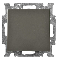Выключатель ABB Basic 55 1012-0-2179 (шато-черный) -