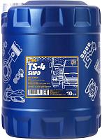 Моторное масло Mannol TS-4 15W40 SHPD CI-4/SL / MN7104-10 (10л) -