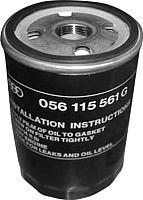 Масляный фильтр VAG 056115561G -