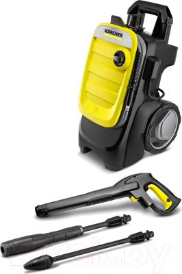 Мойка высокого давления Karcher K 7 Compact Relaunch мойка высокого давления karcher k 4 compact 1 637 500 0