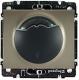 Лицевая панель для терморегулятора Legrand Galea Life 771253 (темная бронза) -