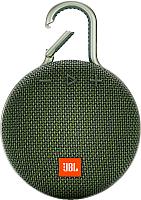 Портативная колонка JBL Clip 3 (зеленый) -