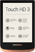 Электронная книга PocketBook Touch HD 3 / PB632-K-CIS (медный) -