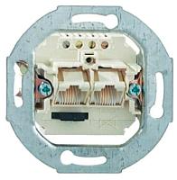 Розетка ABB Basic 55 13410405-1 -