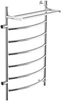 Полотенцесушитель водяной Granula Классик 50x100 с полкой (боковое подключение, левое) -
