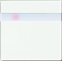 Лицевая панель для датчика движения ABB Basic 55 6800-0-2486 (белый) -