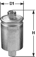 Топливный фильтр Clean Filters MBNA049 -