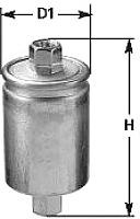 Топливный фильтр Clean Filters MBNA953 -